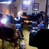 2 camera interview with Dateline correspondent Keith Morrison and cameraman Mike Simon.